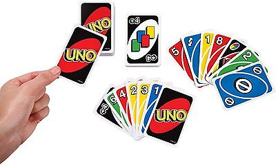 Fisher Price Mattel Uno Fast Fun Experience The Most Exciting Game For Kids