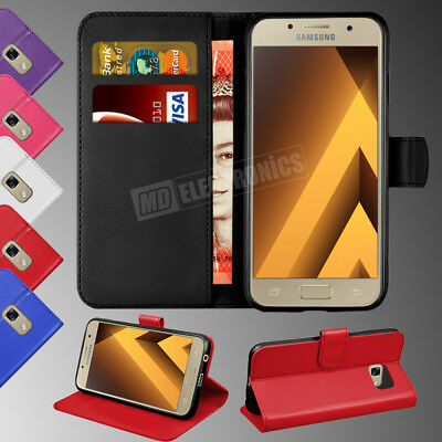Case Cover For Samsung Galaxy A3 Mgnetic Flip Leather Wallet Card Holder