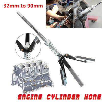 32mm to 90mm Auto Car Engine Brake Cylinder Bore Hone Flexible Shaft Honing Tool