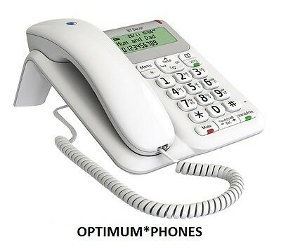 Bt Decor 2200 Corded Home / Office Phone In White