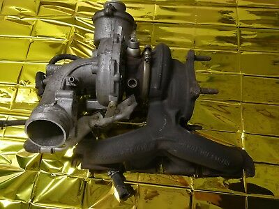 Turbolader Audi A4 A5 A6 Seat Exeo 2.0 Tfsi 06H145702S 06H145702G 53039880291