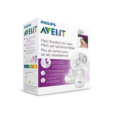 Philips Avent Natural Handmilchpumpe