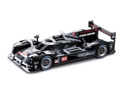 New Genuine Porsche Drivers Selection 919 1.43 Scale Model Car WAP 020 502 0F
