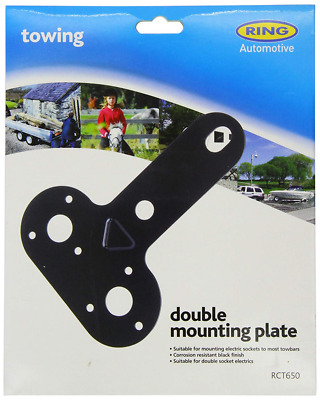 Ring Automotive RCT650 Double Mounting Plate