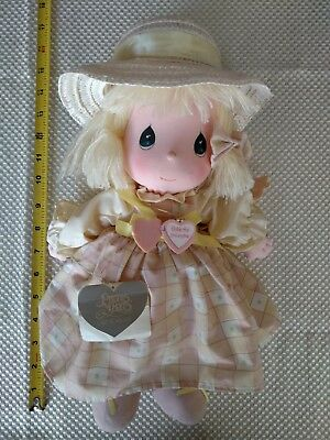 "Precious Moments Doll ""Praise the Lord. anyhow"""