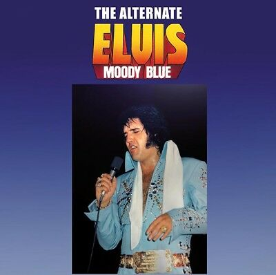 Elvis Collectors - The Alternate Moody Blue Boxset - Blue Ed. Free shipping