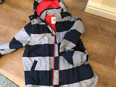 Mini Boden boys winter coat jacket. Age 11-12 years. Very good condition
