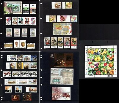 Malta 2007 Complete Year Set SG1515 - 1581 plus all M/S's Unmounted Mint