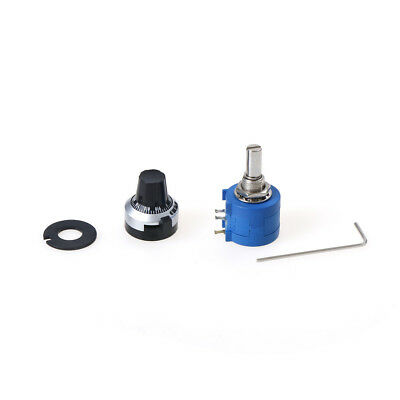 3590S-2-103L 10K Ohm Potentiometer with 10 Turns Counting Dial Rotary Knobs  FH