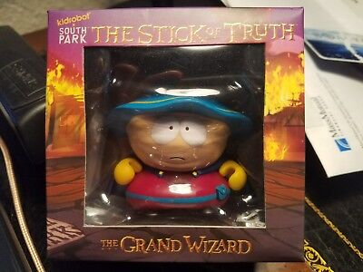 "Cartman (Grand Wizard) South Park - The Stick of Truth 3"" Vinyl Figure New"
