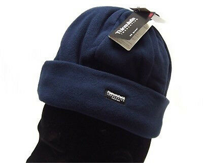 BERRETTO IN PILE blu con fodera Thinsulate Cappello - EUR 10 855d60eeacee