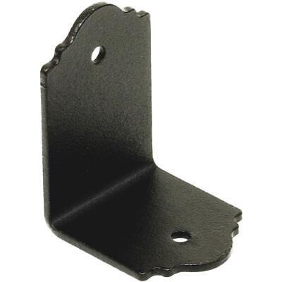 2x Blk Zmax Alum Angle, PartNo APA21, by Simpson Strong Tie, Pack of 90