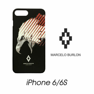 Cover Marcelo Burlon Milan Apple Iphone 6/6S Iamens Aquila New Fw17