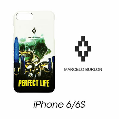 Cover Marcelo Burlon Milan Apple Iphone 6/6S Elue Serpente Multicolore New Fw17