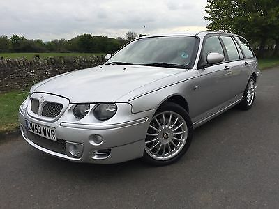 2003 Mg Zt-T 2.5 V6 190 - Fsh 12 Stamps - Fantastic Condition - 1 Owner From New