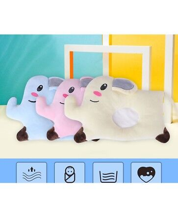 Baby Cot Pillow Preventing Flat Head Neck Syndrome for newborn Gift