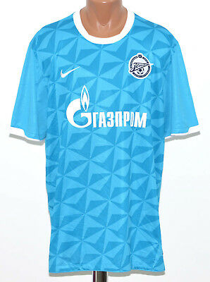Zenit St Petersburg 2011/2012 Home Football Shirt Jersey Nike Russia