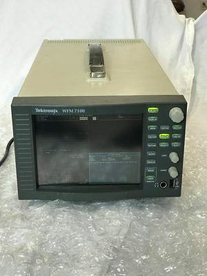 Tektronix WFM7100 HD-capable, performance monitor