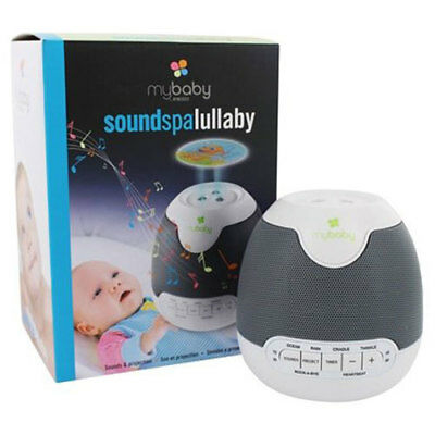 myBaby MYB-S305 SoundSpa Lullaby Sounds & Projection