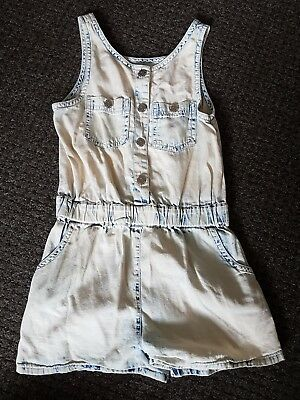 River Island playsuit age 7 years