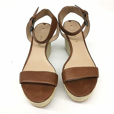 73f88f47eb2 VIA SPIGA  LARISSA  Leather Wedge Sandals (size 9) 41 -  31.50 ...