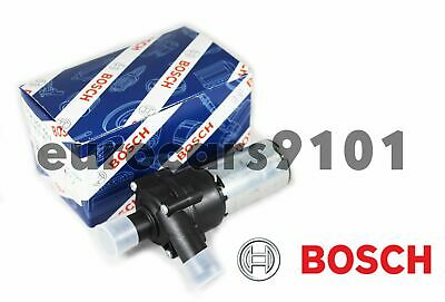 Audi A6 Quattro VW Golf Electric Auxiliary Secondary Water Pump Bosch 078965561