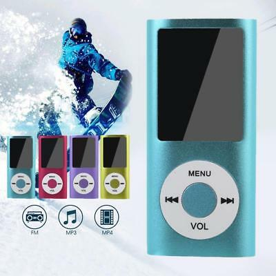 """USB 1.8"""" MP3 MP4 Media Player Lecteur LCD Screen Support 32GB Micro SD TF Card"""
