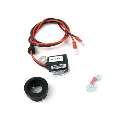 Pertronix 1281 1957 74 8 Cylinder Ford Electronic Ignition electronic ignition conversion kit for delco 6 cyl non vacuum  at readyjetset.co