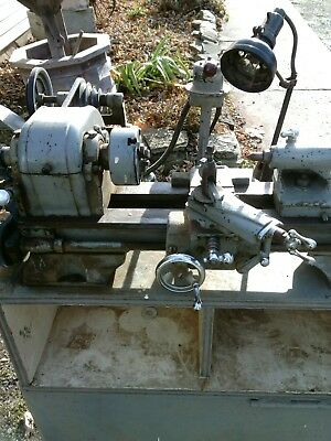 "Atlas/Craftsman 6"" metal lathe with extras!!!!!!"