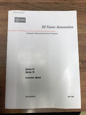 GE FANUC Automation Connection Manual