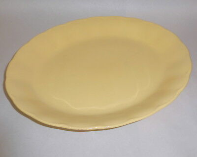 "1930 Grindley England Laburnum Petal Yellow 12"" Serving Platter"