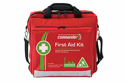 Commander Versatile First Aid Kit Soft Case Large Workplace