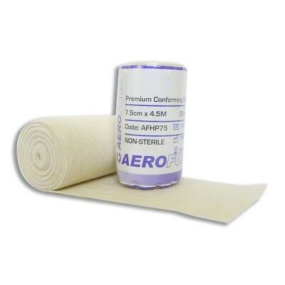 High Compression Bandage in White