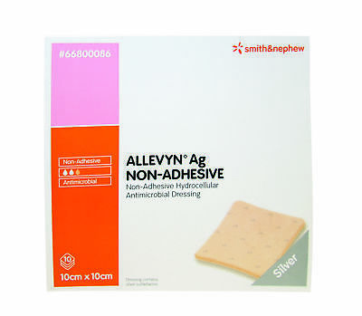 Allevyn Non Adhesive AG Silver Dressing