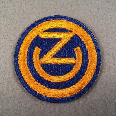 WW2 US Army 102nd Infantry Division SSI Patch 422W