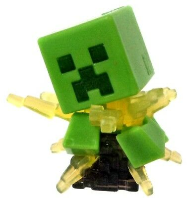 Minecraft Mini Figure End Series 6 Exploding Creeper - Excellent!
