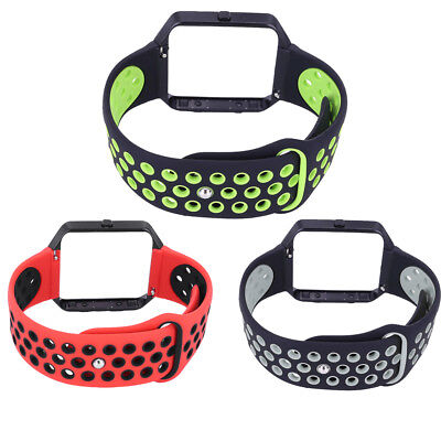 Colourful Sport Band Silicone Replacement For Watch 1 2 3 Series 38/42mm Strap