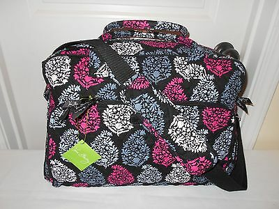 Vera Bradley NWTS Northern Lights Weekender Airline Compliance Free Ship