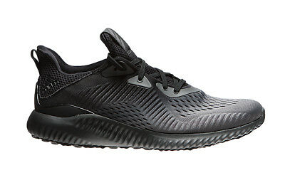 Adidas Men's AlphaBounce EM Black/Grey BY4263 Sz 8 - 13