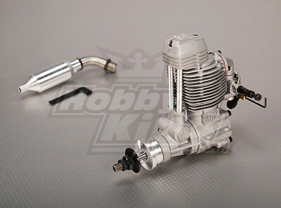 RC ASP FS120AR Four Stroke Glow Engine