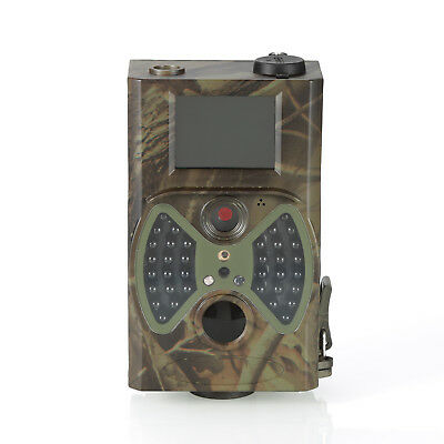HC300M HD 1080P Hunting Trail Digital Animal Camera 940NM Scouting Infrared 12MP