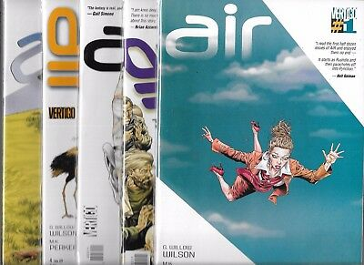 Air #1-#24 Set (Nm-) Dc Vertigo