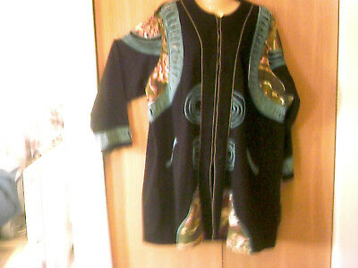 Beautiful, Kurta, Robe, Coat, Dress, warm soft fabric. Plus size 3X
