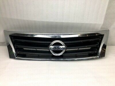 2013 - 2015 Nissan Altima Oem Front Grille W/o Logo 623103Ta0A