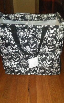 Thirty One Gifts AWESOME Room For Two Utility Tote - Storage, Etc. (Lot 2)