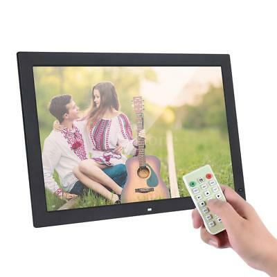 """18""""inch HD LED Digital Photo Picture Frame MP4 Movie Player with Remote Control"""