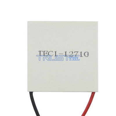 40 x 40 mm TEC1-12710 Thermoelectric Cooler Peltier 100W