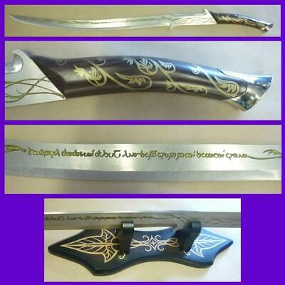 NEW War Sword The Lord of the Rings Arwen's Elven Sword Replica LOTR
