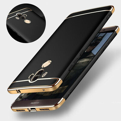 Luxury Batman Ultra Thin Hard Back Case Cover For Huawei P10/P9 Lite Mate10 S001