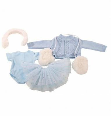 Doll's Ice Skating Outfit - Gotz Free Shipping!